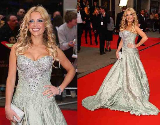 2008 TV Bafta Awards: Melinda Messenger