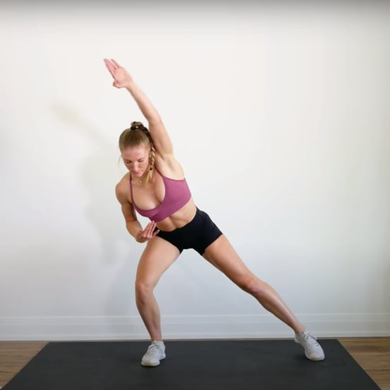 10-Minute, No-Jumping Cardio Workout For Apartments