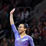 Morgan Hurd, Gymnastics