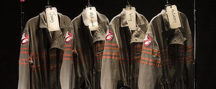 Ghostbusters: See the First Images From the Set, Courtesy of Paul Feig!