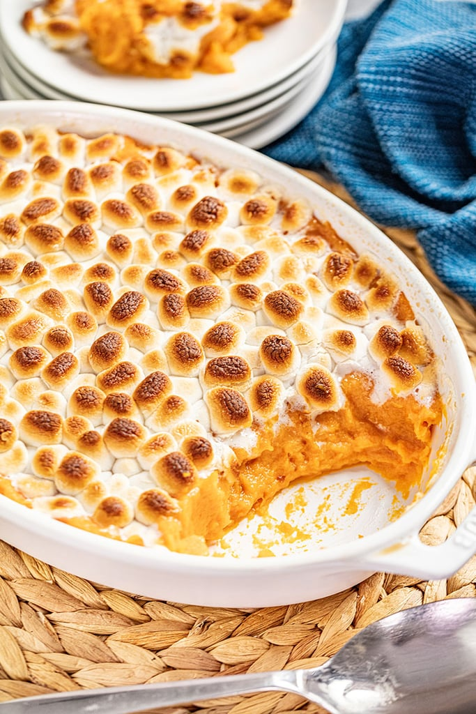 Tennessee: Sweet Potato Casserole
