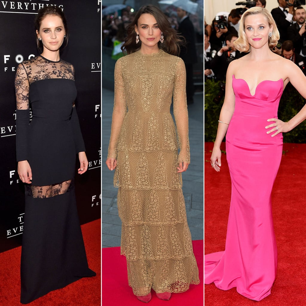 The 24 Best Dressed Golden Globe Nominees