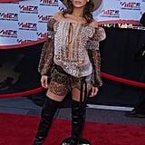 Jennifer Lopez at the 2001 MTV Video Music Awards