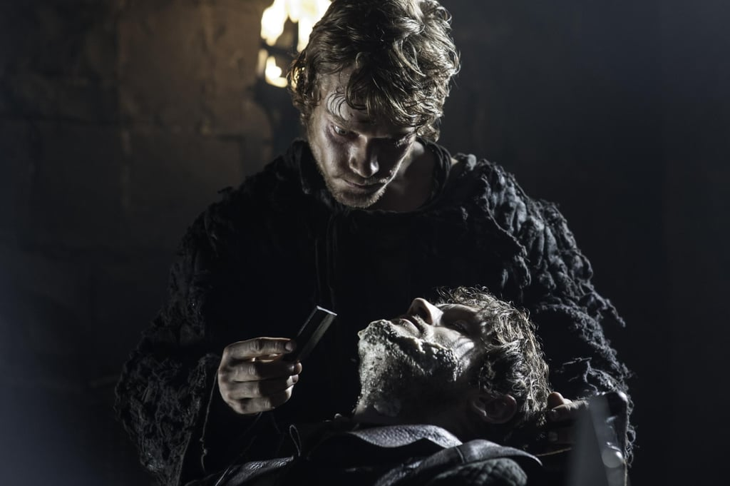 Theon Greyjoy, Played by Alfie Allen