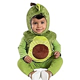 Baby Plush Avocado Costume