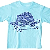 Skateboarding Turtle Shirt ($16)