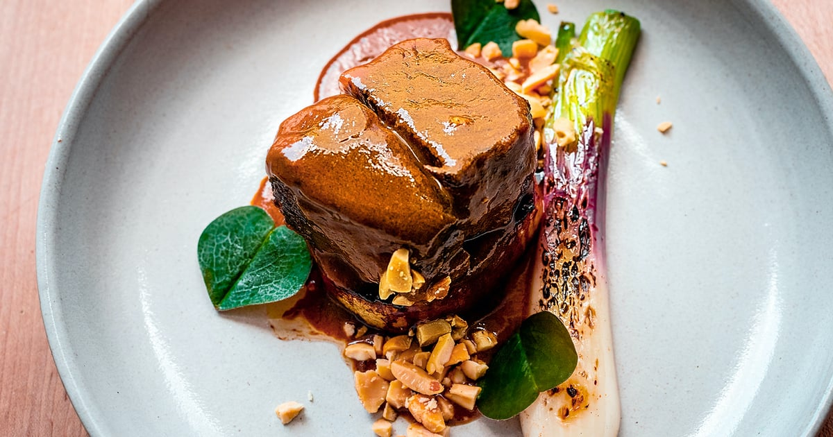 Exclusive: Try Top Chef Star Shota Nakajima's Oxtail Recipe For Dinner Tonight