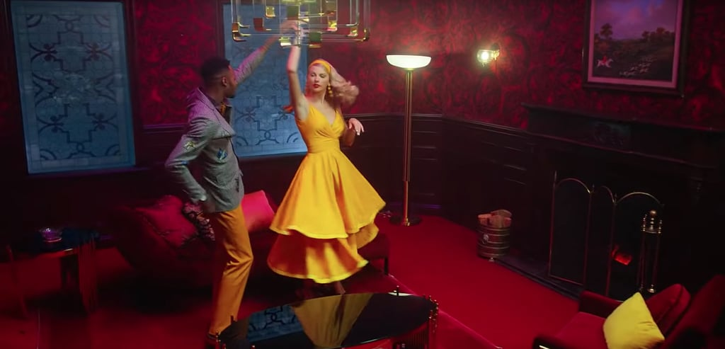 """Here's Every Gorgeous Outfit Taylor Swift Wears in the """"Lover"""" Music Video"""