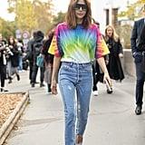 Flattering Spring Trend: Tie-Dye