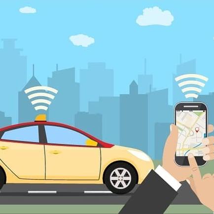 تاكسي كونيكت خدمة ذكية جديدة في تكاسي دبي نهاية نوفمبر 2019