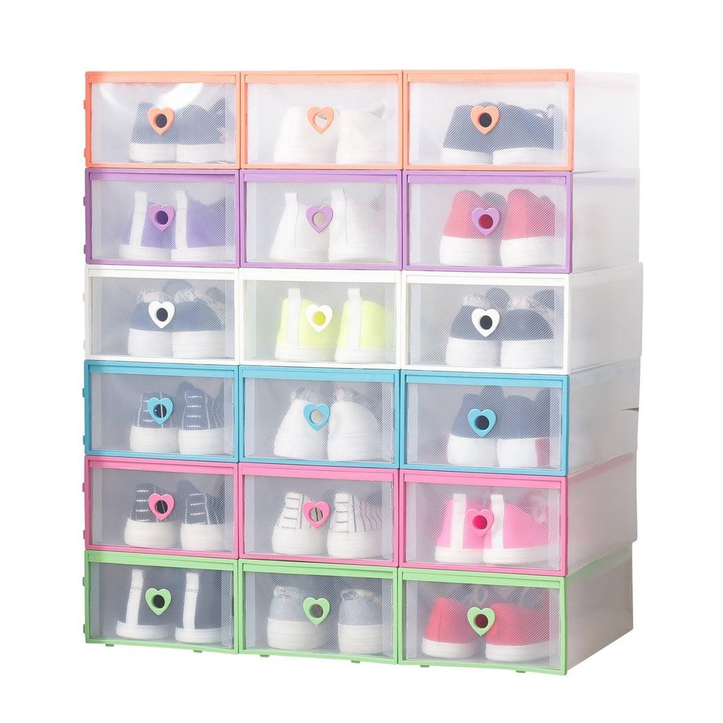 Smilun Closet Storage Organizer