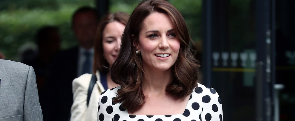 Kate Middleton's Wimbledon Dress Was as Sweet as Can Be