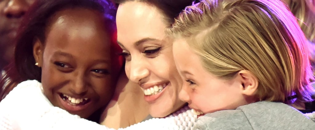 Angelina Jolie Shows the Strength in Celebrating Adopted Kids' Cultures