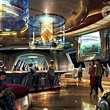 Star Wars Hotel at Disney World