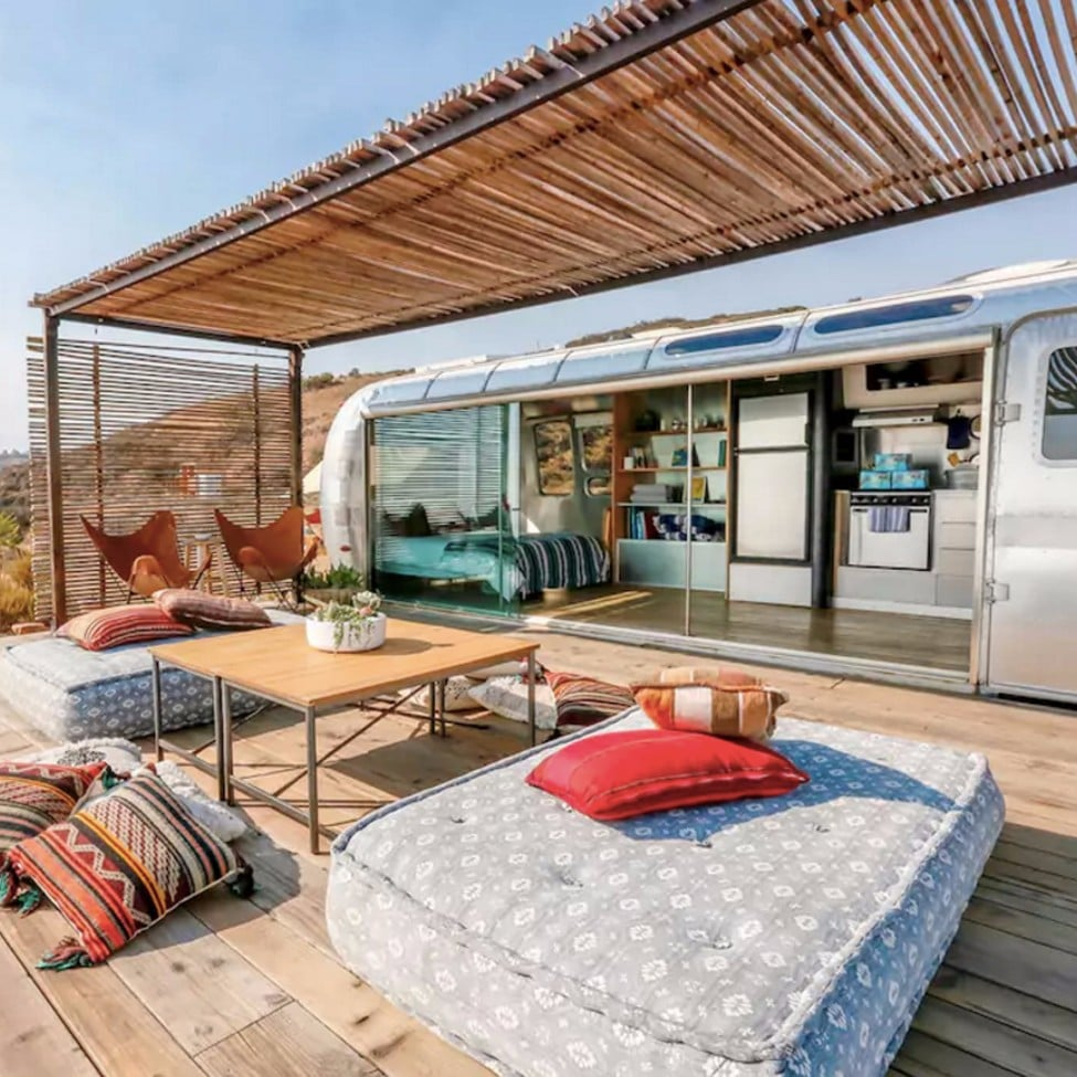 Apartmentrental: Airstream Airbnb Rentals