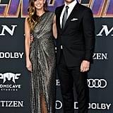 Pictured: Katherine Schwarzenegger and Chris Pratt