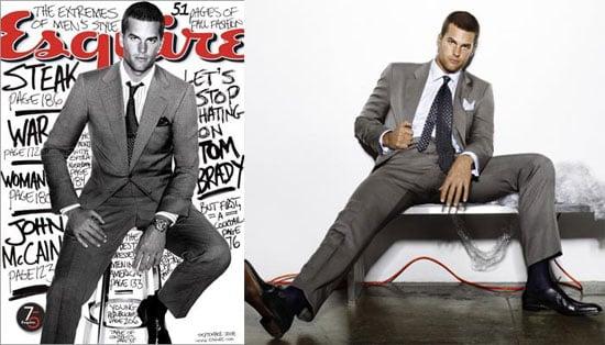 Tom Brady For Esquire Magazine