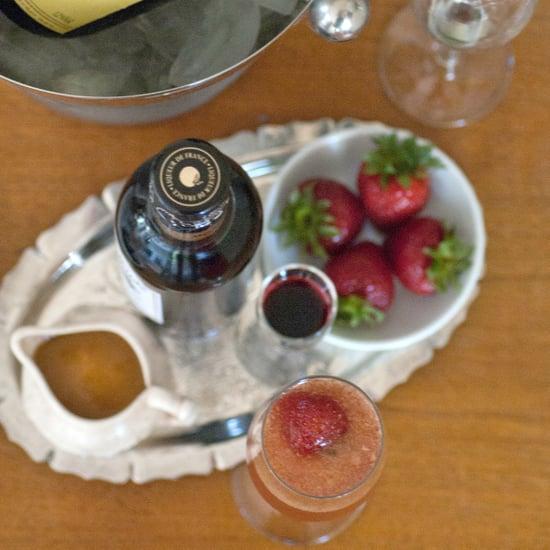 Audrey Hepburn Cocktail