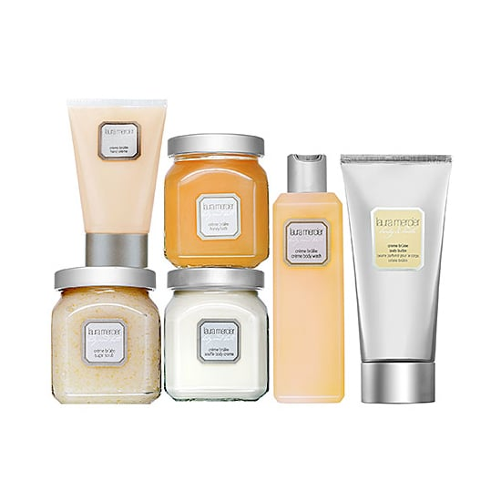 Help your bridesmaids get blissed out post-wedding day with the help of a spa kit. Laura Mercier's Creme Brulee Body and Bath Collection ($15-$55) will give them a minihoneymoon of their own.