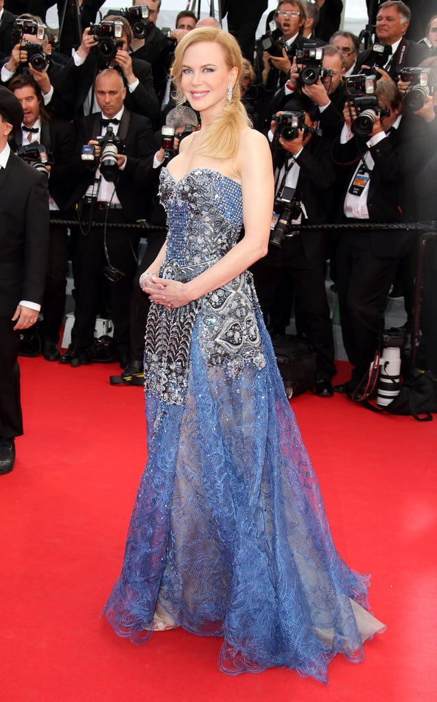 Nicole Kidman at the Grace of Monaco Premiere