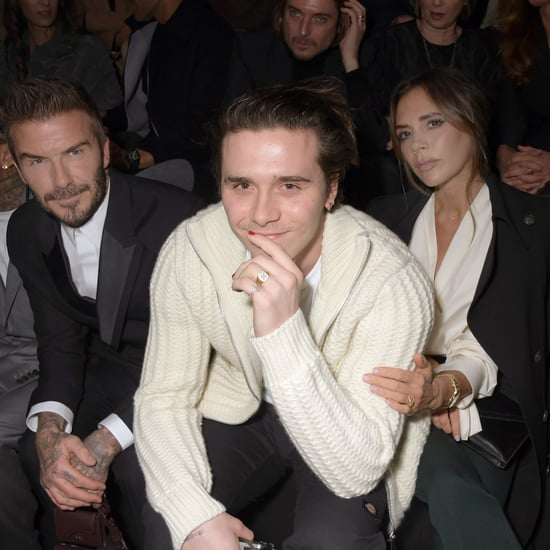 Victoria Beckham Wishes Son Brooklyn a Happy 21st Birthday
