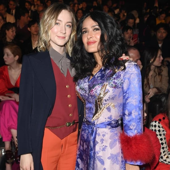 Celebrities in the Front Row at Fashion Week Fall 2019