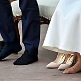 When Will and Kate Went Shoeless
