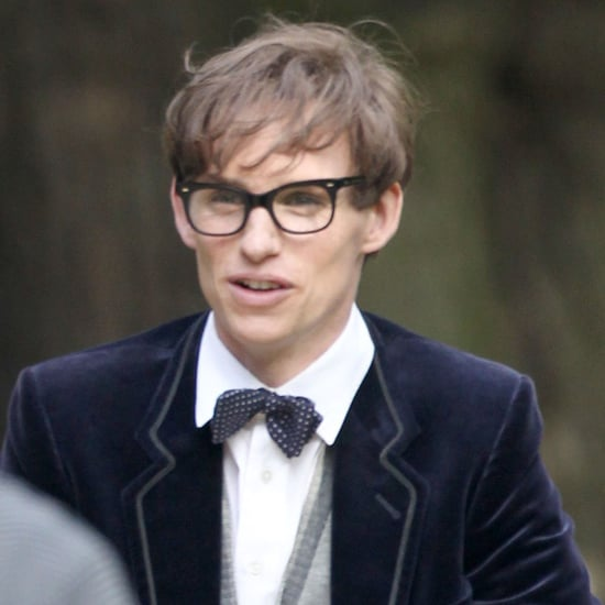 Eddie Redmayne as Young Stephen Hawking | Pictures