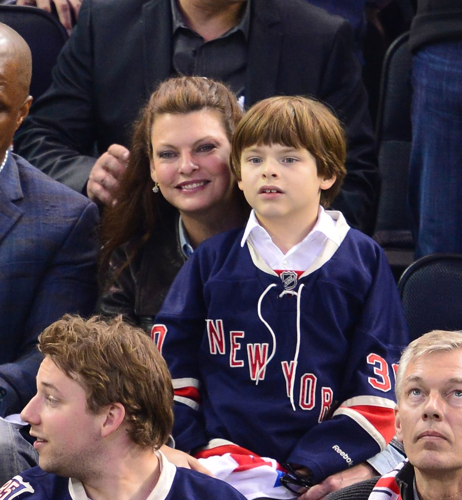 Linda Evangelista Celebrities Who Had Kids Out Of