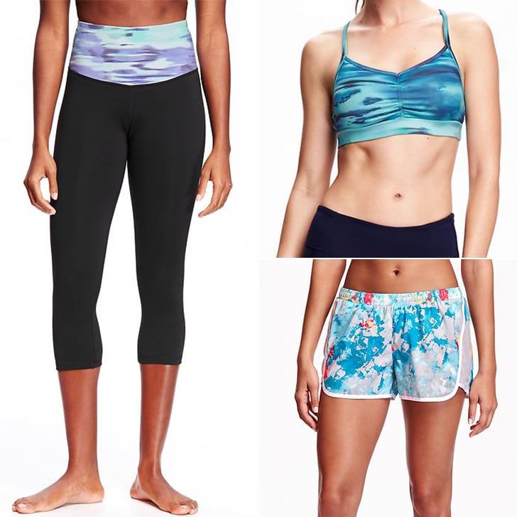 Important: Old Navy's Spring Activewear Is Ridiculously Cute (and Affordable!)