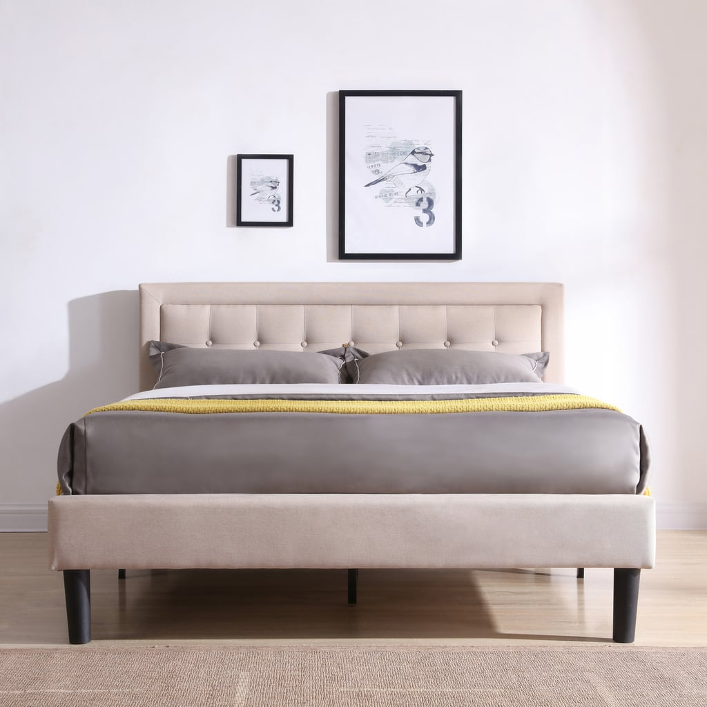 Modern Sleep Mornington Upholstered Platform Bed