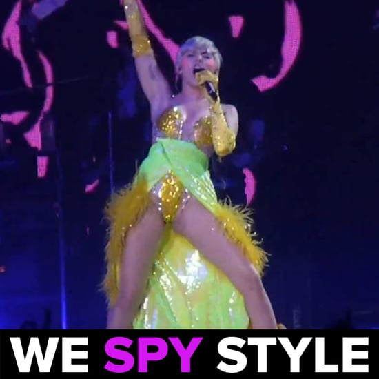 We Spy: Does Miley Cyrus Look Better Covered Up?
