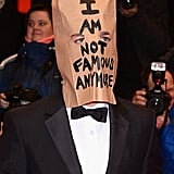 Shia LaBeouf Leaves Press Conference For Nymphomaniac