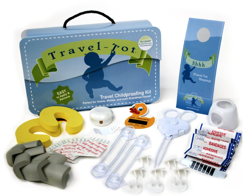 Pack It: A Childproofing Kit