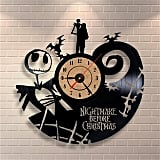 The Nightmare Before Christmas Clock