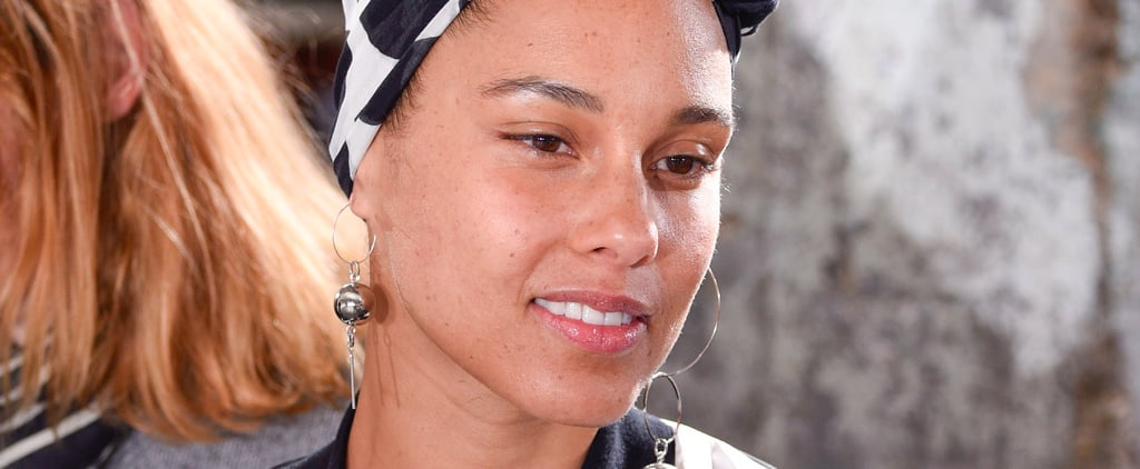 "Alicia Keys on Wearing Makeup: ""I Do What the F*ck I Want"""