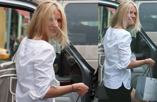 Photos of Gwyneth Paltrow in NYC