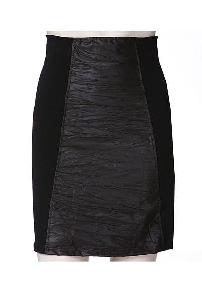 Rojas Black Tube Skirt