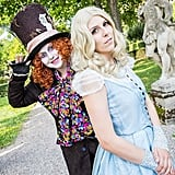 Alice and Mad Hatter