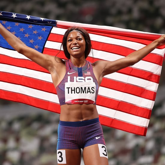 Gabby Thomas Gets Bronze in 200m at the 2021 Olympics
