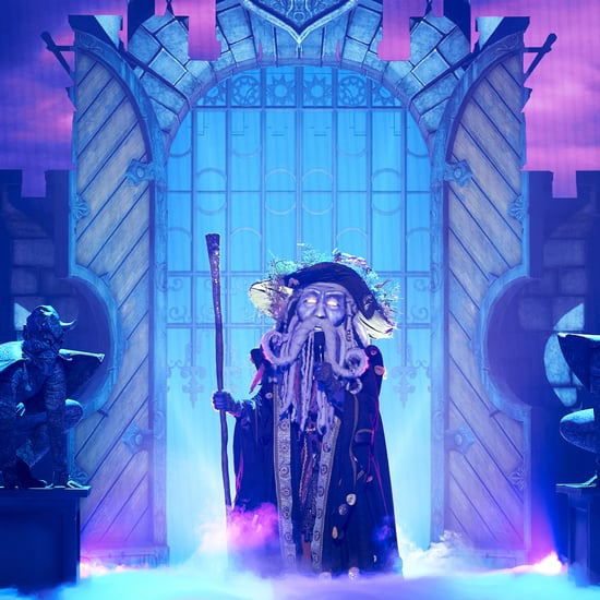 Who is the Wizard on The Masked Singer Australia