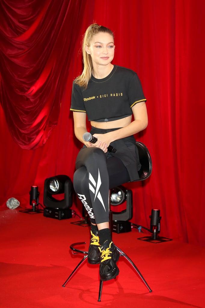 Nike Air Max 270 Flyknit Sneaker | Gigi Hadid Yellow and