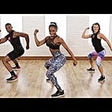 Flat-Belly and Tight-Booty Cardio-Dance Workout
