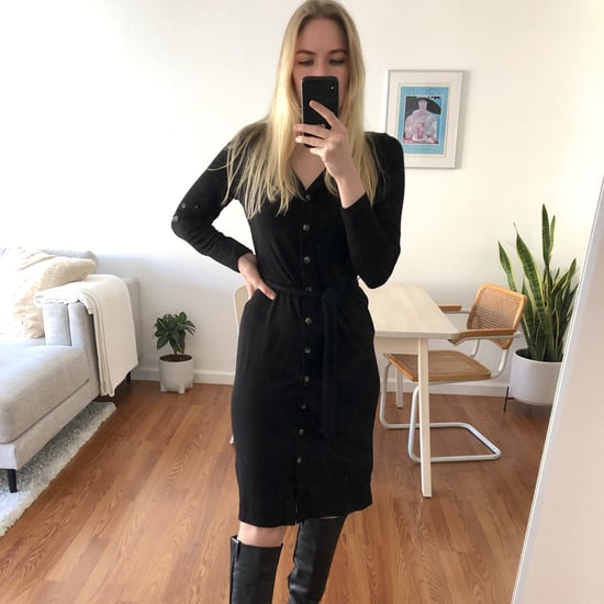 Editor-Favorite Sweater Dress From Banana Republic