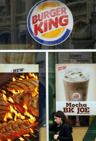 Burger King Goes High-End