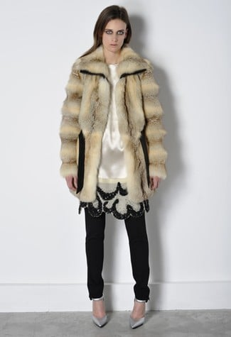 Photos of Balenciaga Pre-Fall 2011 Collection 2011-01-05 09:54:21