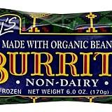 Nondairy Amy's Burrito