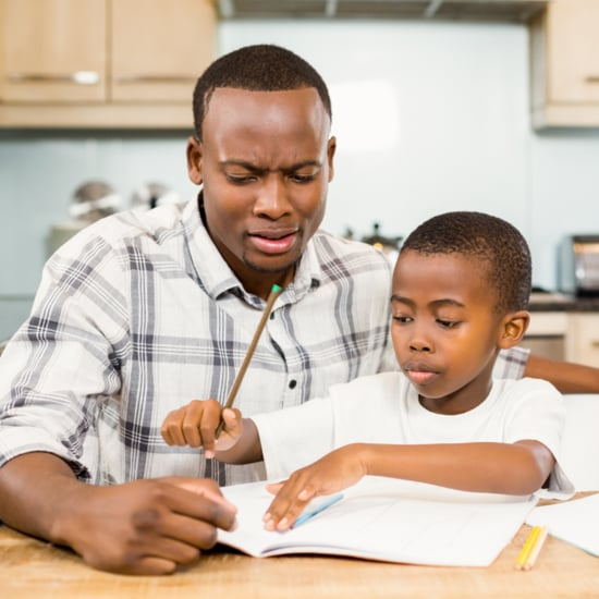 Thoughts Parents Have When Helping With Homework
