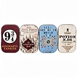 Set of 4 Mini Tins