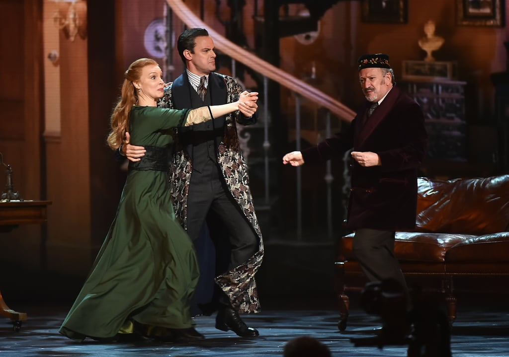 Lauren Ambrose and Harry Hadden-Paton From the Cast of My Fair Lady